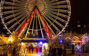 Offre spéciale Noel : Week-end féerique à Lille avec tour dans la grande roue