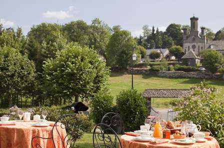 Séjour gourmand et détente près des Volcans d'Auvergne