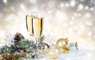 Offre spéciale Fêtes de fin d'année: Week-end avec champagne à Nantes