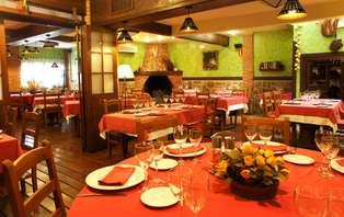 Ecapada romántica con acceso al Spa y cena en Almagro