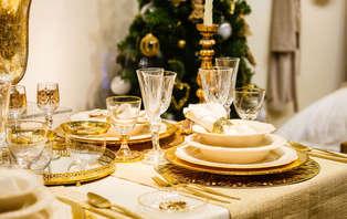 Passez un Nouvel An d'exception avec dîner les pieds dans l'eau à Concarneau