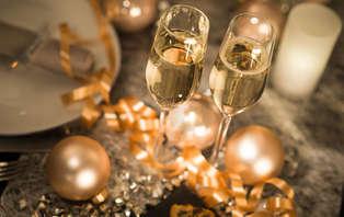 Offre Spéciale Nouvel an: Week-end avec champagne dans un hôtel de charme à proximité de Dijon