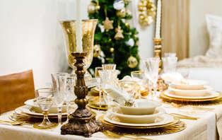 Offre Spéciale Fêtes : Week-end avec dîner de Noël ou dîner du Nouvel An près de Fontainebleau