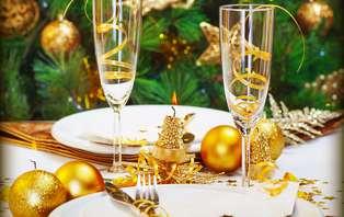 Offre exceptionnelle: Weekend avec dîner du Nouvel An en Drôme Provencale