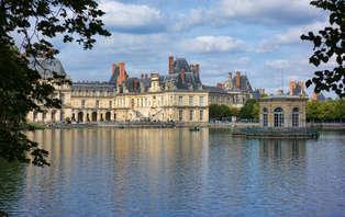 Escapada a un hotel con encanto y entrada al Castillo de Fontainebleau