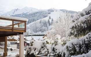 Week-end en famille ski et détente All Inclusive à la Clusaz