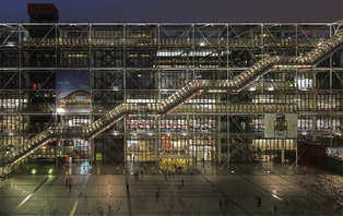 Weekend Parijs inclusief toegang tot het Centre Pompidou