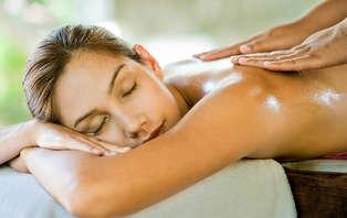 Escapada relax con acceso al spa y masaje relajación