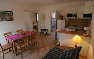 Week-end en appartement avec petit-déjeuner à proximité de Bastia