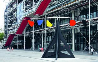 Week-end à Paris avec visite du Centre Pompidou (-50% de remise à partir de la 2ème nuit)