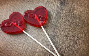 Offre Spéciale Saint Valentin : Week-end romantique avec diner à côté d'Avignon