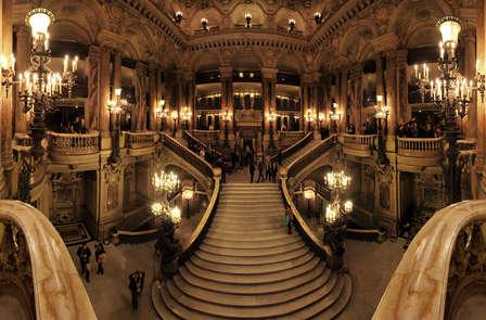 Escapada a París con visita guiada a la Ópera Garnier
