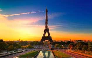 Week-end aux portes de Paris avec visite guidée des coulisses de la Tour Eiffel