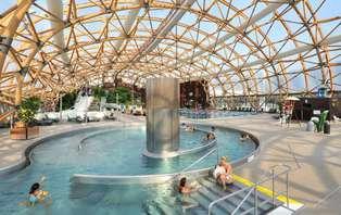 Week-end détente avec entrée au centre aquatique Vitam à proximité de Genéve