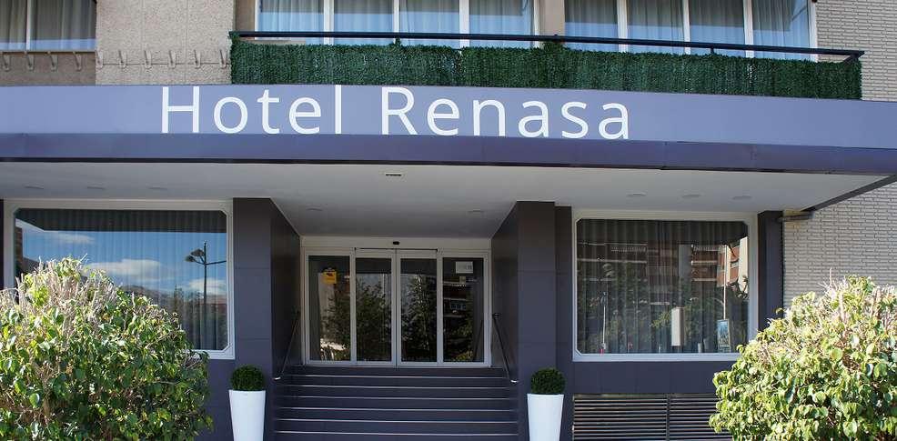 Sweet Hotel Renasa -