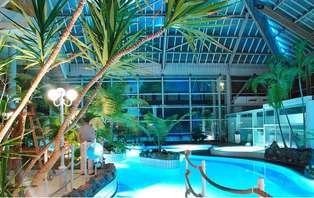Week-end à Paris avec entrée au Parc Aquatique Aqueboulevard