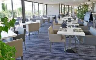 Escapade gourmande avec dîner au milieu d'un golf près de Montpellier
