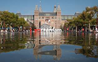 Escapada en Ámsterdam