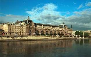 Week-end à Paris avec entrée au Musée d'Orsay