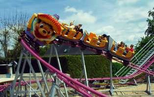 Weekend vlak bij Rouen inclusief toegang tot attractiepark Parc du Bocasse