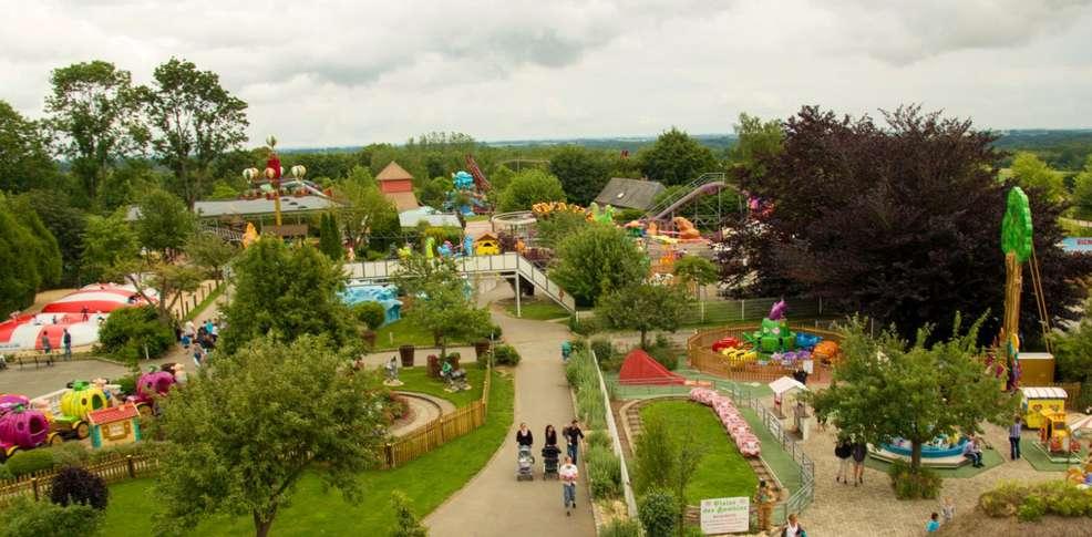Bocasse for Parc du jard saint dizier