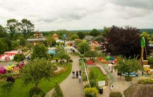 Weekend Rouen inclusief toegang tot attractiepark Parc du Bocasse
