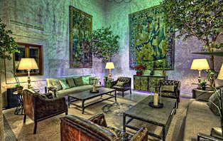 Escapada con Cena gastronómica y Relax en un hotel de lujo de Salamanca