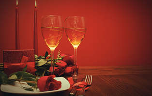 Romantische weekendje weg met rozenblaadjes en wijn in Brussel