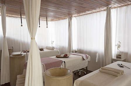 Lux&Relax: Alicante de lujo en habitación Superior, circuito termal y masaje