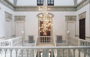 Escapada romántica con cena y spa en un Palacio del siglo XIX de Granada
