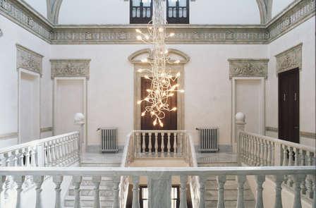 Romantischweekendje weg met diner en spa in een paleis uit de 19e eeuw in Granada