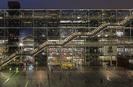 Week-end à Paris avec entrée au Centre Pompidou
