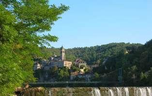Offre spéciale : Week-end en famille avec bouteille d'un grand cru Malbec près de Cahors (2 nuits)