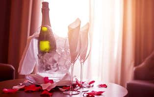 Escapada romántica con cava y bombones en el Estartit