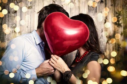Offre spéciale Saint-Valentin: Week-end romantique avec chocolat en chambre
