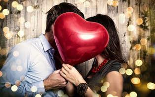 Offre Saint-Valentin: week-end romantique avec dîner et coffret coquin en chambre à 45 minutes Paris