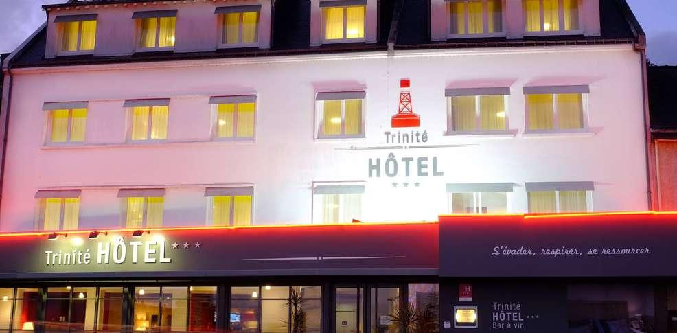 Trinit h tel h tel de charme la trinit sur mer for Meilleur site de reservation hotel
