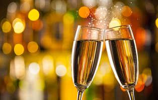 Offre spéciale : Week-end romantique avec champagne et mignardises en chambre à Amboise