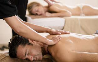 Week-end à Cabourg avec massage de 50 minutes à la Thalasso de Deauville