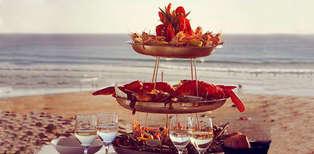 Offre Spéciale: Week-end détente avec dégustation de fruits de mer, face à l'océan à Biscarrosse