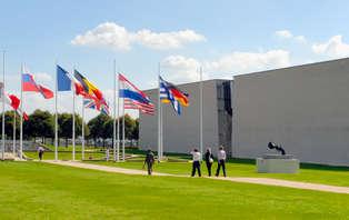 Ontdekkingsweekend inclusief toegang tot Mémorial de Caen
