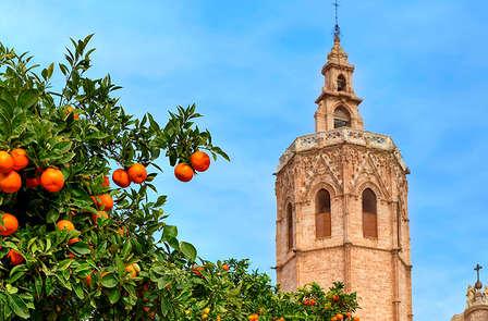 CityTrip en Valencia con visita guiada y degustación por el centro