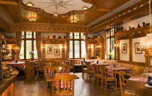 Offre Spéciale : Week-end avec dîner à Niederbronn-les-Bains