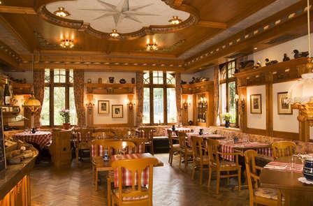 Offre Spéciale : Week-end avec dîner en chambre supérieure à Niederbronn-les-Bains