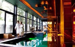 Ontbijt met champagne special: wellnessweekend met gastronomisch diner in 4* hotel nabij Den Haag