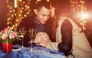 Valentijnsspecial: romantisch weekend inclusief 3-gangen diner in Bagnoles de l'Orne