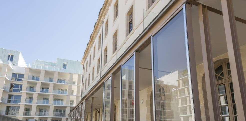 H tel appart 39 city reims centre h tel de charme reims for Hotel appart reims