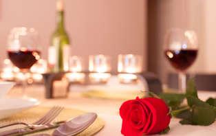 Vive San Valentín con cena romántica y Spa (desde 2 noches)