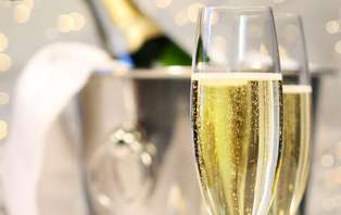 Week-end romantique avec champagne dans un château à Cognac