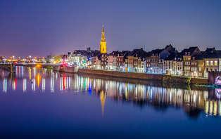 Exclusieve aanbieding: Culinair weekend met een 4-gangendiner (incl. wijnen) in Maastricht